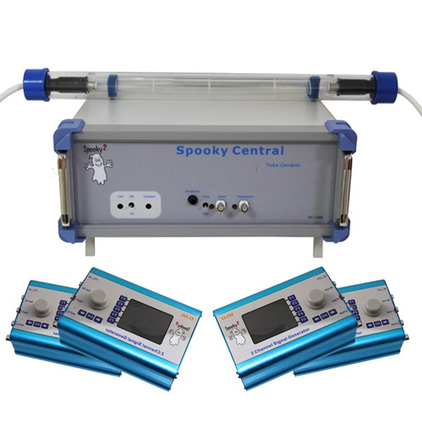 Spooky Central Advanced Kit with Straight Plasma Tube
