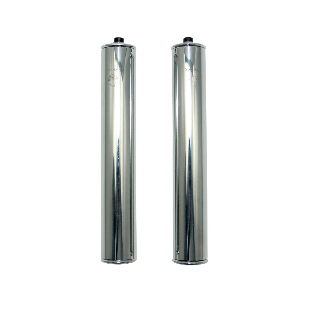 Spooky2 Stainless Hand Cylinders