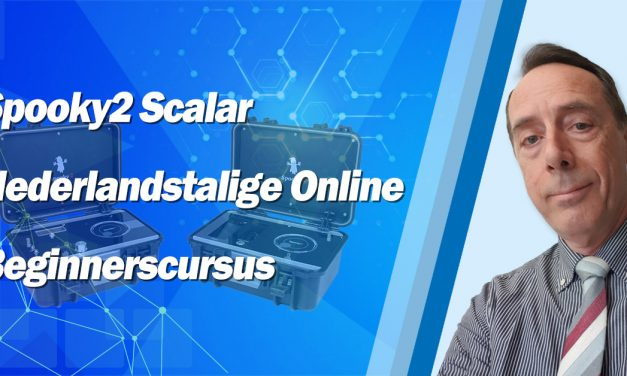 Spooky2 Scalar Nederlandstalige Online Beginnerscursus