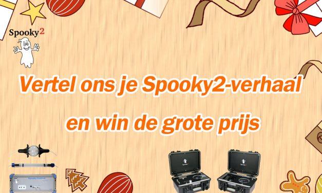 Vertel ons je Spooky2-verhaal en win de grote prijs