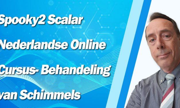 [Video-Herhaling] Spooky2 Scalar Nederlandse Online Cursus- Behandeling van Schimmels